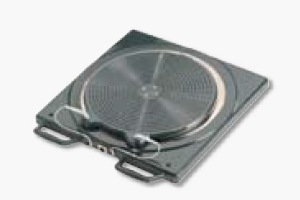 Electronic turntable ALU precision. 1 unit