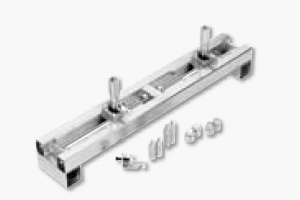 VAG tool and bridge for four-link front-axle suspension adjustment