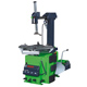 1694100080 - Rearwards tilting column tyre changer with sliding arm and air blocking device, integrated pneumatic bead breaker, inflating gun with pressure monitor , self centering device and two speed motor for turn table. 3 Phase Power Supply, Single Phase units are available on special request