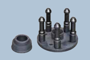 Special centering kits for BMW (without middle centering flange)