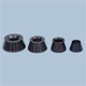 1695655293 - Four centering cone set (42 - 111.5 mm)